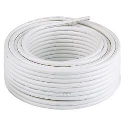 MTS.CABLE T/TALLER 2X0,75 MM BLANCO