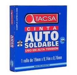 CINTA AUTOSOLDABLE 19X9 MTS ALTA TENSION N84