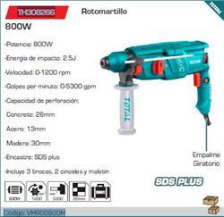 ROTOMARTILLO 800W 26MM - TH308266