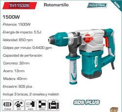 ROTOMARTILLO 1500W 32MM - TH115326