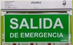 SEÑALIZADOR 8 LED AUTO/PERMANENTE 1FAZ SALIDA EMERGENCIA 9905L