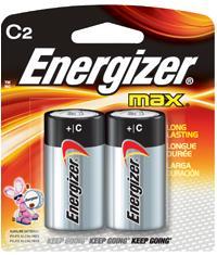 BLISTER X 2 C ALCALINA ENERGIZER
