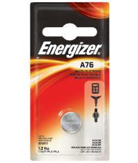 BLISTER POR 2 PILAS A76/LR44/AG13  1,5V  ENERGIZER