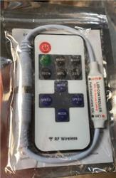 CONTROLADOR P/CINTA LED MONOCROMATICO+EFECTOS