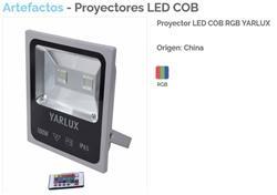 PROYECTOR  LED    50W RGB COB