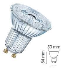 LAMPARA LED VALUE PAR16 4W FRIA 865 220V GU10