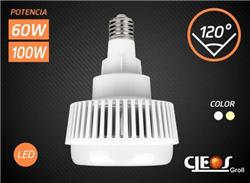 *LAMPARA LED GALPON 100W FRIA 9000L E40 50000H