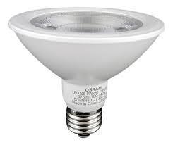 LAMPARA LED PAR 30 10 W CALIDA 220 V