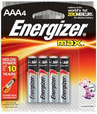 BLISTER X 4 AZ 13E 1.4V P/AUDIOLOGIA ENERGIZER