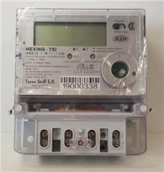 MEDIDOR MONOFASICO DIGITAL KWH H/100A HXE12DL