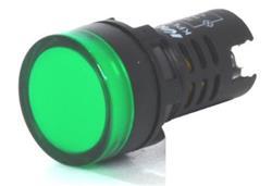 SENAL LED VERD.220V KPL-V  KACON COREA