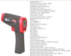 TERMOMETRO INFRARROJO -32/600°C USB UT309C