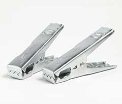 CLIP P/BATERIA   50A 84mm  1050 SIN AISLAR (200)