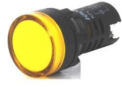 SEÑAL LED AMBAR 220V  KPL-Y  KACON COREA