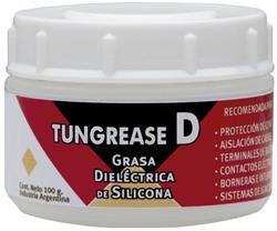 TUNGREASE D, GRASA DIELÉCTRICA DE SILICONA TDX100