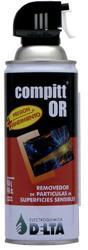 COMPITT OR REMOVEDOR DE PARTICULAS 180CC/160G C/GATILLO