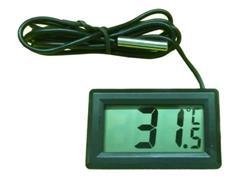 TERMOMETRO DIG.-30/120°C LCD (S/PILAS)  SDC-1