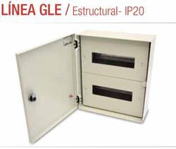 GABINETE GLE-3545 P/36M.350X450X100 IP40