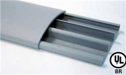 TRAMO PISOCAN(2M)PVC C/A 75X17